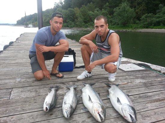 Always Catchin' Fishing Charters, LLC : catchin'