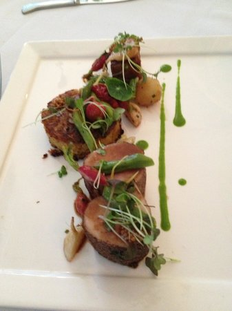Tallulah on Thames: Port Tenderloin entree