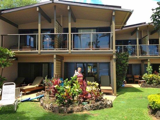 Napili Kai Beach Resort: Honolua - 4 units