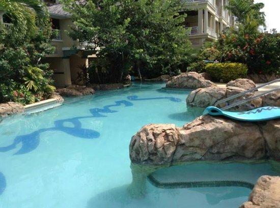 Sandals Royal Caribbean Resort and Private Island: Swim-up Suites
