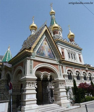 Russian Orthodox Cathedral of St. Nicholas: russa