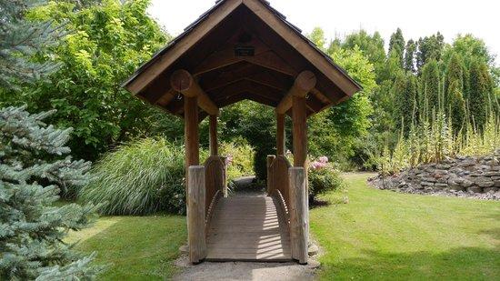فيلدج جرين ريزورت: The Gardens