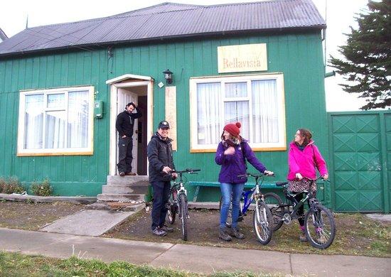Hostal Bellavista Patagonia : Renta Bike