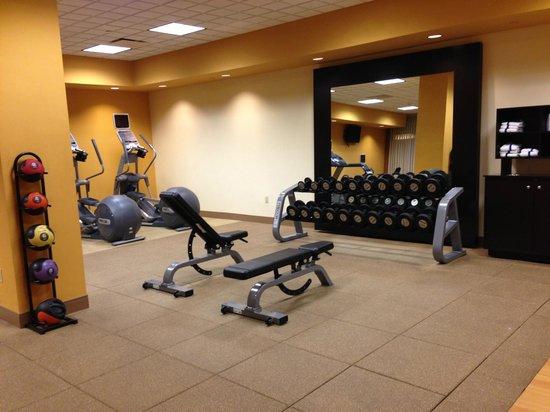 Embassy Suites by Hilton Nashville SE - Murfreesboro: Exercise Room