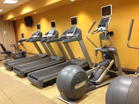 Embassy Suites by Hilton Nashville SE - Murfreesboro: Exercise Room