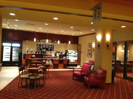 Embassy Suites by Hilton Nashville SE - Murfreesboro : Starbucks