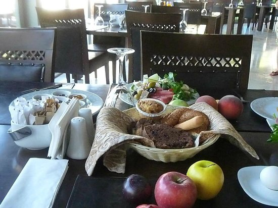 Bodrium Hotel & You Spa: breakfast