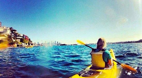 Life's An Adventure : Great Kayak