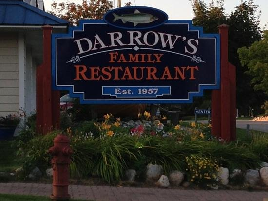 Darrow's Family Restaurant : esterni