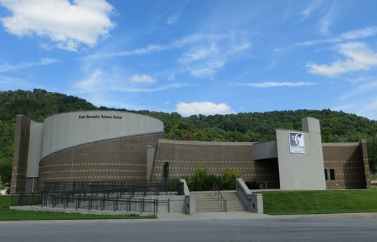 ‪East Kentucky Science Center and Planetarium‬