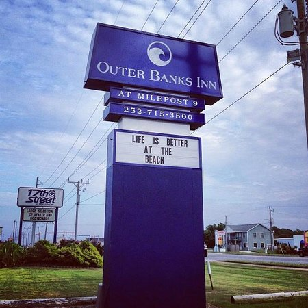 Outer Banks Inn: True statement.