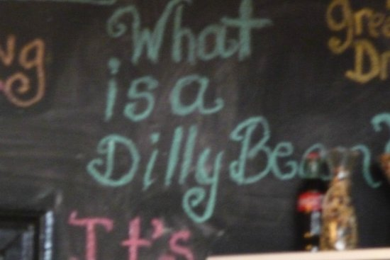 Dilly Beans: The name is cute yet quaint