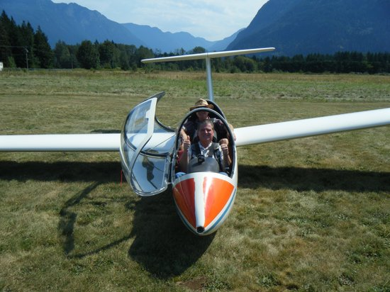 Vancouver Soaring Association: Ready to fly!