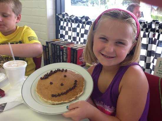 Lily's Cafe: She loved it!!!  And so did we all!