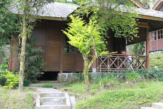 Highland Resort & Nature Tours: cottage