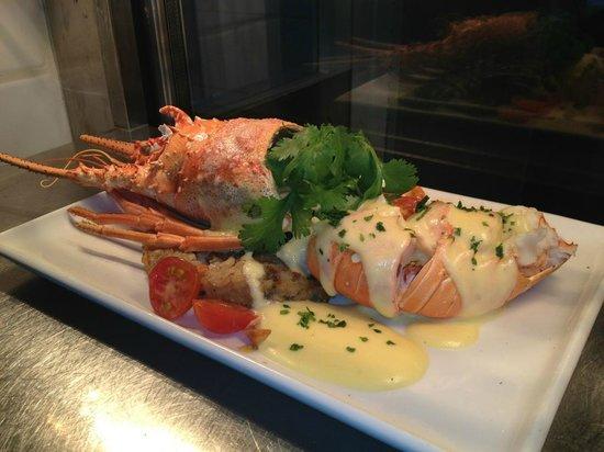 Tata's Restaurant: Crayfish Tata's