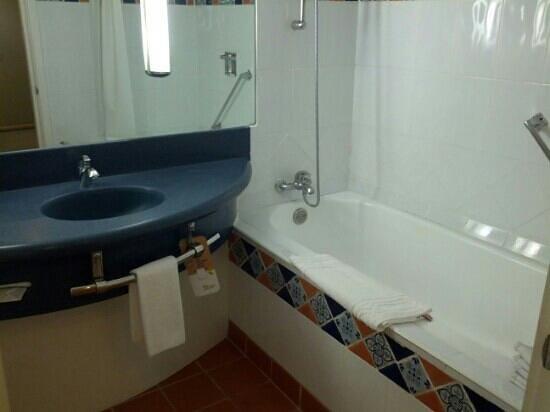 Novotel Monterrey Valle : bath