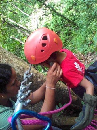 Atali Ganga : traversing