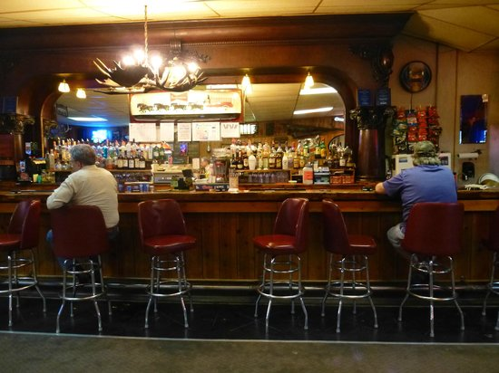 Smokehouse Saloon: Interno