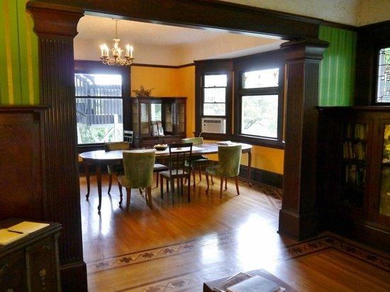 Evermore Guesthouse: Frühstücksraum