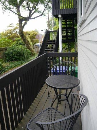 Evermore Guesthouse: Sitzgelegenheit