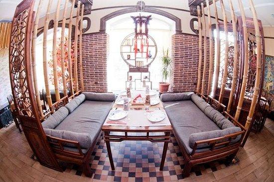 Zvezda Hotel: Restaurant_Ieroglif