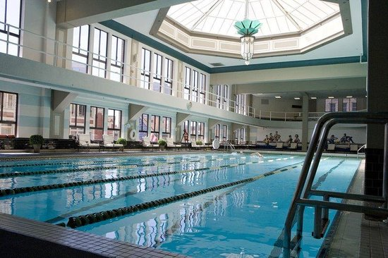 The Los Angeles Athletic Club: Pool