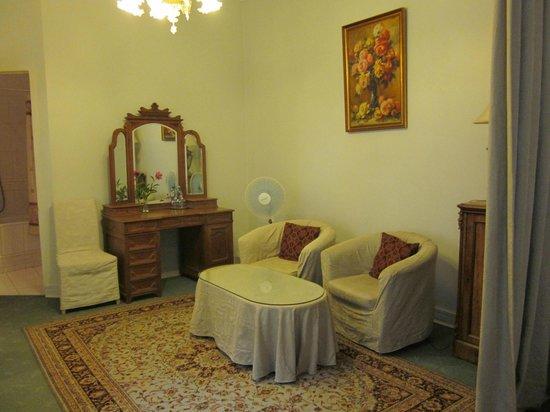 Casa Leto : Rinaldi Suite Lounge Area