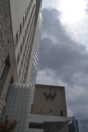 W Dallas Victory Hotel : W Hotel Victory