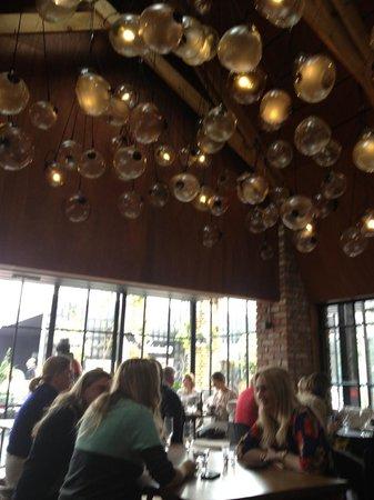 Ortolana: Wonderful display of interior lighting