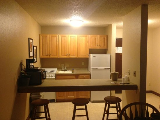 Red Roof Inn Sioux Falls: Kitchen