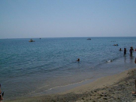 Hotel Atena: Spiaggia di Cirò Marina