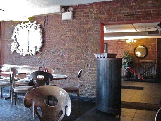 BBQ Restaurant: Indoor