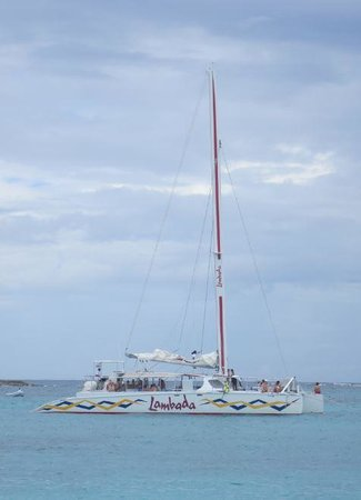 Κόλπος Simpson (Λιμνοθάλασσα), Άγιος Μαρτίνος: 1