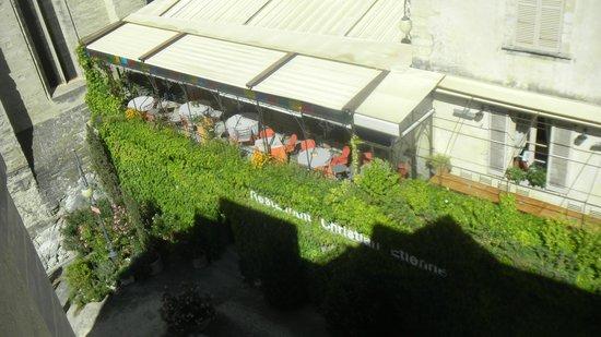 Mercure Avignon Centre Palais des Papes: Restaurant