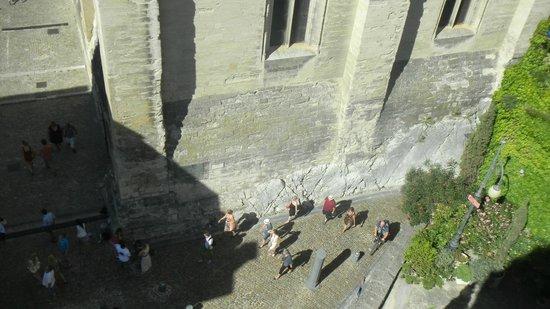 Mercure Avignon Centre Palais des Papes: Papes palace