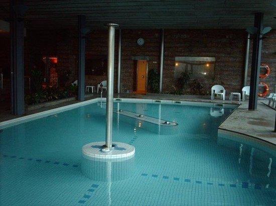 Hotel Andorra Palace : Un día que nos envontremos la piscina sola