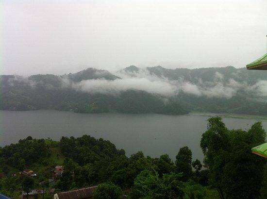 Sadhana Yoga Retreat Centre: Monsoon season :-)