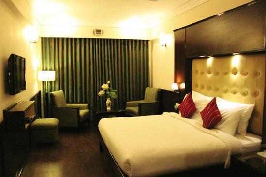 Interior - Picture of Hotel Park Grand, Haridwar - Tripadvisor