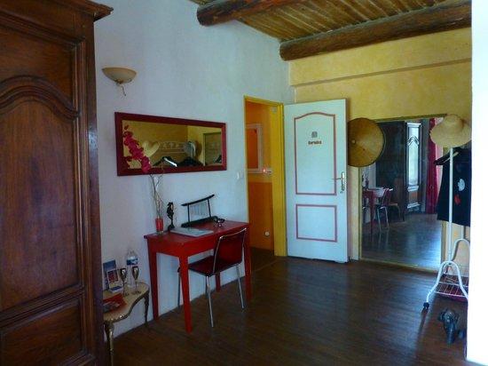 Réal Plantain : chambre Carmina