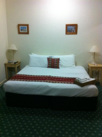 Anderledy Lodge : the bed was comfy