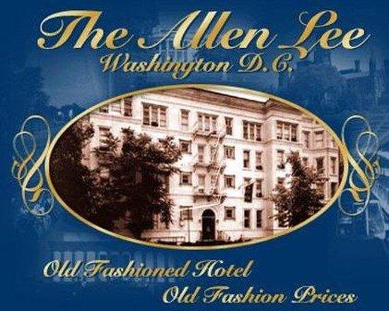 The Allen Lee: Exterior