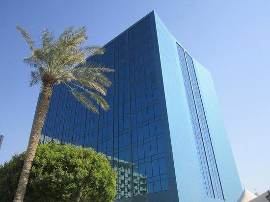 Doha Marriott Hotel : Hotel View