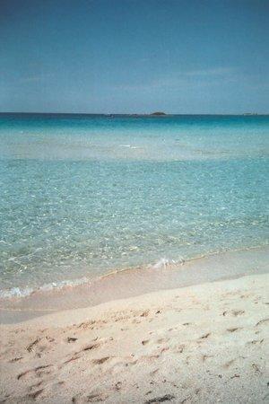 Fufla B&B : spiaggia splendida