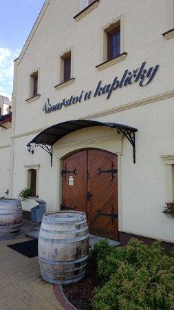 Vinarstvi U Kaplicky: wine bar