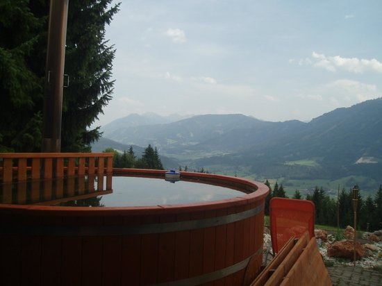 Panorama Berghotel: small natural spa