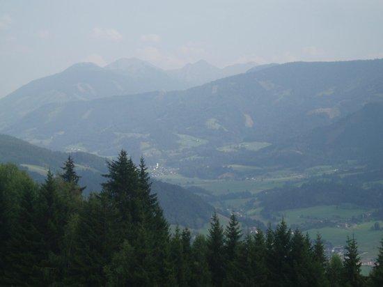 Panorama Berghotel: panorama