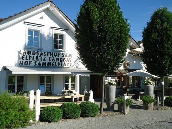 image Sammelplatz sur Appenzell