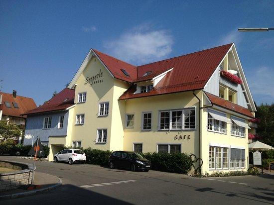 Hotel Seeperle: Aussenansicht