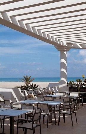 Radisson Blu Palace Resort & Thalasso, Djerba: Outside Terrace